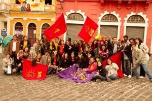 Em 2012, a Casa Amarela foi o Comitê de Campanha do PSOL.