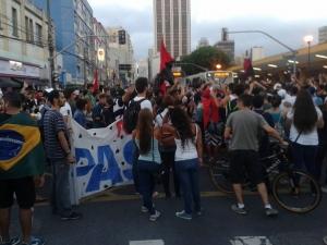 Protesto-Tarifa