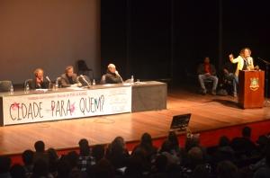 """Os seminários """"Cidade para quem?"""" já estão acontecendo em Porto Alegre"""